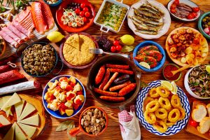 Tapas Mix Best of Spanien